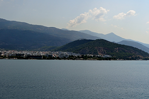 Volos, Greece cruise port of call