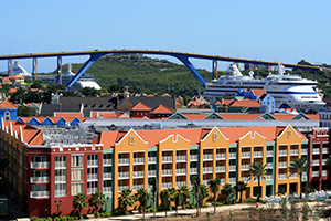 Willemstad, Curacao cruise port of call
