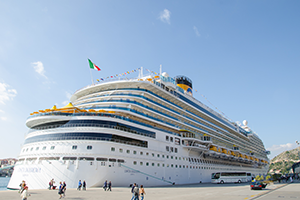 "© <a href=""https://commons.wikimedia.org/wiki/File:Costa_Diadema_docked_at_Dubrovnik.jpg"" target=""_blank"" rel=""nofollow"">Luca Mauri/Wikimedia</a>/<a href=""https://creativecommons.org/licenses/by/4.0/deed.en"" target=""_blank"" rel=""nofollow"">CC BY 4.0</a>"
