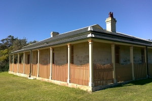 By FlashFlyGuy from Australia - Lightkeepers Cottage 1858, CC BY-SA 2.0, https://commons.wikimedia.org/w/index.php?curid=12895582