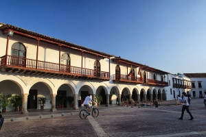 """© <a href=""""https://commons.wikimedia.org/wiki/File:Alcald%C3%ADa_de_Cartagena_2.jpg"""" target=""""_blank"""" rel=""""nofollow"""">Martinduquea/Wikimedia</a>/<a href=""""https://creativecommons.org/licenses/by-sa/3.0/deed.en"""" target=""""_blank"""" rel=""""nofollow"""">CC BY-SA 3.0</a>"""