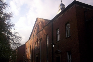 """© <a href=""""https://commons.wikimedia.org/wiki/File:Fairfield_Moravian_Church.jpg"""" target=""""_blank"""" rel=""""nofollow"""">S Parish/Wikimedia</a>/<a href=""""https://creativecommons.org/licenses/by-sa/2.0/deed.en"""" target=""""_blank"""" rel=""""nofollow"""">CC BY-SA 2.0</a> - Note: the image is for illustration purposes only. Real place may vary."""