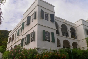 """© <a href=""""https://commons.wikimedia.org/wiki/File:Old_Government_House.jpg"""" target=""""_blank"""" rel=""""nofollow"""">Martina Jackso/Wikimedia</a>/<a href=""""https://creativecommons.org/licenses/by-sa/3.0/deed.en"""" target=""""_blank"""" rel=""""nofollow"""">CC BY-SA 3.0</a>"""