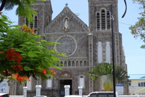 "© <a href=""https://en.wikipedia.org/wiki/File:Basseterre_Co-Cathedral_of_Immaculate_Conception_2.JPG"" target=""_blank"" rel=""nofollow"">Gertjan R./Wikimedia</a>/<a href=""https://creativecommons.org/licenses/by-sa/4.0/deed.en"" target=""_blank"" rel=""nofollow"">CC BY-SA 4.0</a>"