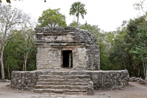 """© <a href=""""https://commons.wikimedia.org/wiki/File:Cozumel,_San_Gervasio_-_panoramio.jpg"""" target=""""_blank"""" rel=""""nofollow"""">Banja-Frans Mulder/Wikimedia</a>/<a href=""""https://creativecommons.org/licenses/by/3.0/deed.en"""" target=""""_blank"""" rel=""""nofollow"""">CC BY 3.0</a>"""