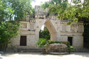 """© <a href=""""https://commons.wikimedia.org/wiki/File:Entrada_a_xcaret.JPG"""" target=""""_blank"""" rel=""""nofollow"""">Cartimos/Wikimedia</a>/<a href=""""https://creativecommons.org/licenses/by-sa/3.0/deed.en"""" target=""""_blank"""" rel=""""nofollow"""">CC BY-SA 3.0</a>"""