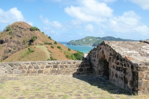 "© <a href=""https://commons.wikimedia.org/wiki/File:Fort_Rodney,_Pigeon_Island,_St._Lucia_5.jpg"" target=""_blank"" rel=""nofollow"">XeresNelro/Wikimedia</a>/<a href=""https://creativecommons.org/licenses/by-sa/4.0/deed.en"" target=""_blank"" rel=""nofollow"">CC BY-SA 4.0</a>"