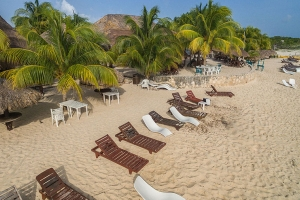 """© <a href=""""https://commons.wikimedia.org/wiki/File:Palancar_beach_Cozumel_Mexico_(21202413478).jpg"""" target=""""_blank"""" rel=""""nofollow"""">dronepicr/Wikimedia</a>/<a href=""""https://creativecommons.org/licenses/by/2.0/deed.en"""" target=""""_blank"""" rel=""""nofollow"""">CC BY 2.0</a>"""