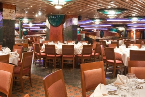 Imagination Dining Room Carnival Elation  CruiseBe