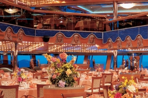 Pacific Dining Room Carnival Victory Cruisebe